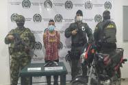 Exconvicto armado fue capturado en Mariquita