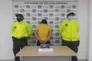 Capturaron mujer armada en El Espinal