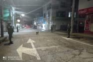 Operativos de Policía y Ejército en Planadas