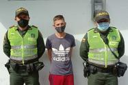 El capturado es señalado por el delito de Fuga de presos
