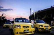 Taxis imagen de referencia 2021