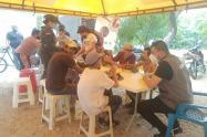 Población vulnerable en condición de calle recibieron atención integral