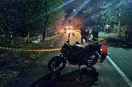 Murió menor motociclista tras chocar contra un árbol en San Luis – Tolima