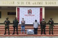Dos Minas Antipersonal fueron ubicadas y destruidas por Soldados del Ejército Nacional