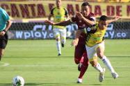 Yeison Gordillo, Deportes Tolima