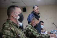 Autoridades se comprometieron a dar con los responsables de la muerte del exconcejal en Herveo