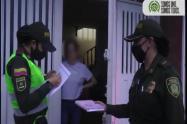 En el departamento, la Policía continuará con las revistas con los privados de la libertad en casa