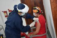 Jornada de Vacunación en Ibagué 2021