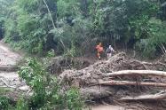 Lluvias empiezan a ocasionar emergencias en el Huila