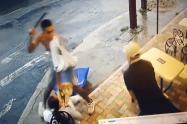 Brutal agresión con machete a enfermera en San Pablo – Salado