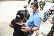 """""""No me temblará la mano para combatir la delincuencia en el sur del Tolima"""": Ricardo Orozco"""