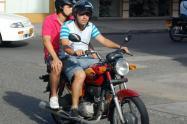 Parrillero Moto Ibagué 2021