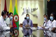 proceso de vacunación en Ibagué