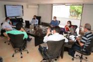 Se dio a conocer la ruta  de trabajo de la Comisión Regional de Competitividad e Innovación en el departamento.