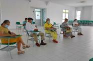 En Neiva se posesionó mesa directiva del Adulto Mayor