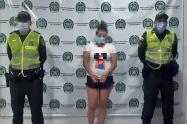 Capturaron en Venadillo a una mujer que se la pasa viajando y robando por todo el país