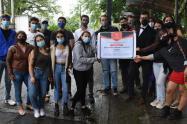 protesta UT