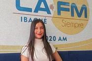 Laura Camila Hernández Arias