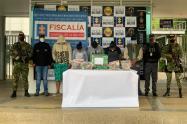 Desarticulada banda 'Los Amézquita', dedicada al tráfico de estupefacientes en Ibag