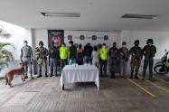 Cinematográficos allanamientos dejaron la captura de cuatro personas en Cunday