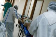 Hospitales en Brasil están a punto de colapsar