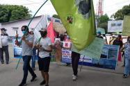 Protesta Payandé