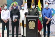 Más de 300 policías, desplegados en Ibagué y su área metropolitana para el plan 'Semana Santa segura y con autocuidado'