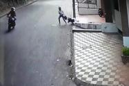 Ladrones motorizados