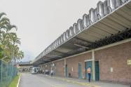 Terminal de Transporte de Ibagué-llegada de buses 2021