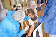 Vacunas adultos mayores de Ibagué