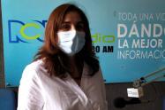 Zulma Barrio Directora Cotelco - Tolima