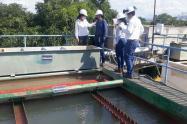En Aipe se beneficiarán del acueducto más de 230 familias