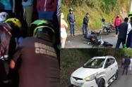 Motociclistas y peatones ponen casi el 80 % de los muertos en las vías del departamento