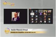 Sesión virtual