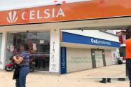 Pánico y zozobra tras actos vandálicos en la calle 40 con 5ª en Ibagué