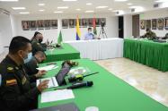 Consejo Seguridad en Huila