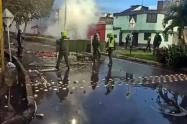 Autoridades controlaron y disolvieron disturbios en Ibagué