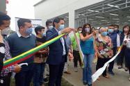 Entrega de las obras en la IE Alfonso Palacio Ruda Ibagué
