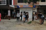 Presunto femicidio en el barrio Palermo de Ibagué