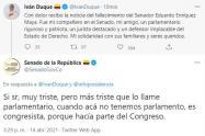 Trino Duque Senado