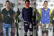 Cayeron tres 'ñangas', por robar celulares en La Macarena, el Departamental y el Yuldaima