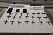 ¡Otro duro golpea al microtráfico! Cayó en Ibagué, banda 'Los Vaper' por comercializar marihuana líquida