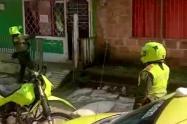 Denuncian presunto abuso policial en medio de un procedimiento en el barrio Obrero de Ibagué