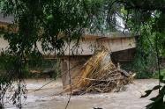 Tres municipios afectados por las recientes lluvias en el Huila