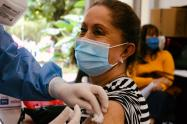 Vacunación Universidad de Ibagué 2021 13 de abril