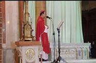 Monseñor Ricardo Tobón.