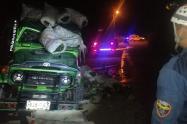 ¡Trágico accidente! Un muerto y dos heridos tras choque de dos vehículos en la nueva vía al Totumo