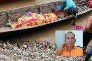 Encontraron el cuerpo de hombre que pescaba con su hijo en el río Saldaña