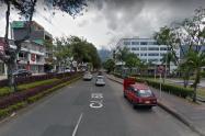 Calle 60 de Ibagué
