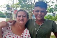 David Santiago salió a caminar al Cañón del Combeima y apareció un mes después en Barranquilla